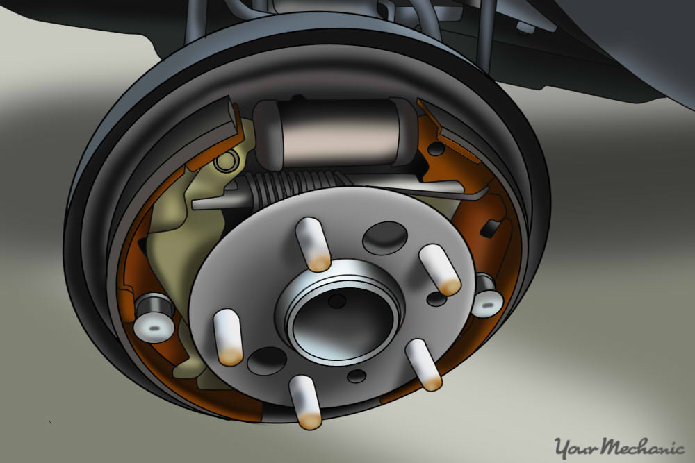 Pleasant How To Replace Drum Brakes Yourmechanic Advice Wiring Digital Resources Remcakbiperorg