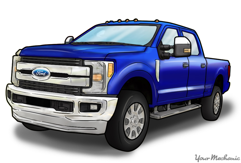 Ford F-Series pickup truck