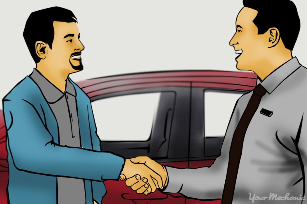How To Be A Good Car Salesman >> How To Be A Successful Car Salesperson Yourmechanic Advice