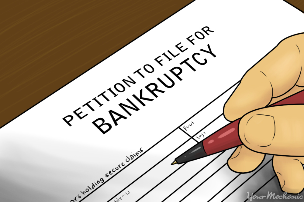 bankruptcy document