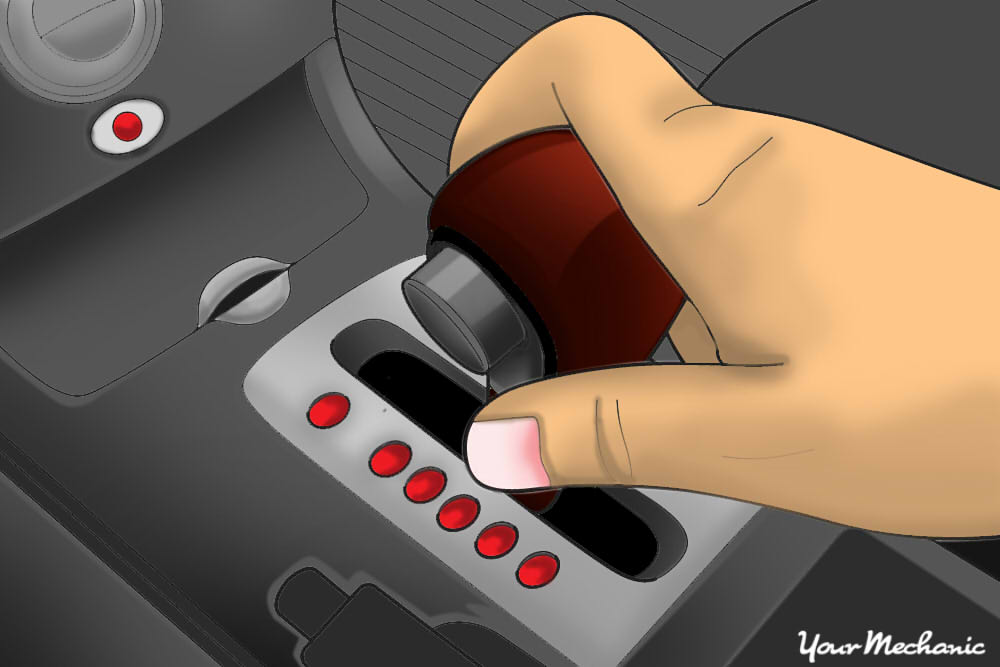 How to Check and Add Fluid to an Automatic Transmission 2