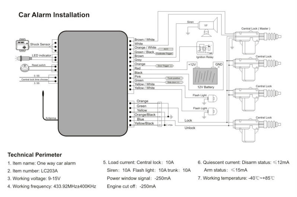 Wiring Diagram For Car Alarm System - Wiring Diagram Third Level on car alarm lights, car frame diagram, car thermostat diagram, vehicle alarm system diagram, car electrical wiring, car alarm manual, car alarm repair, car alarm relay, car alarm system, basic car alarm diagram, car schematic diagram, car audio diagram, viper 5904 installation diagram, car relay diagram, car system diagram, elevator fire alarm system diagram, car engine diagram, basic alarm system circuit diagram, car stereo diagram, car alarm installation,