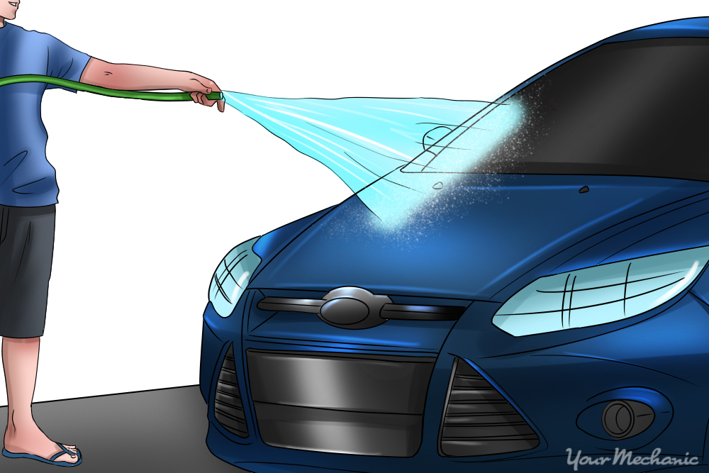 Do Car Washes Use Hot Water