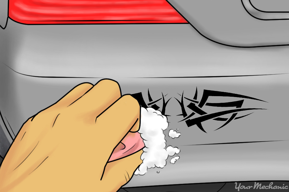 How to Remove Car Stickers From Window Luxury Car Repair & Maintenance How  to Remove Decal