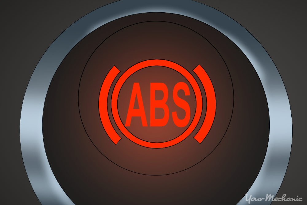 ABS light illuminated