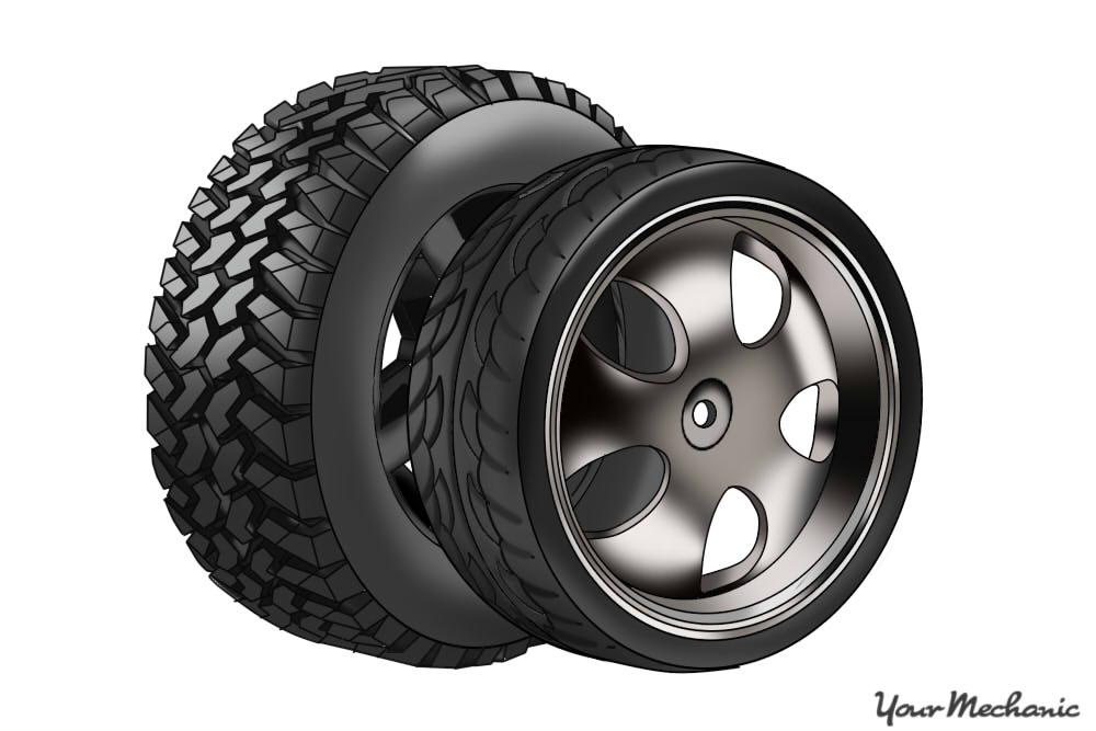 low profile tires and pickup truck tires