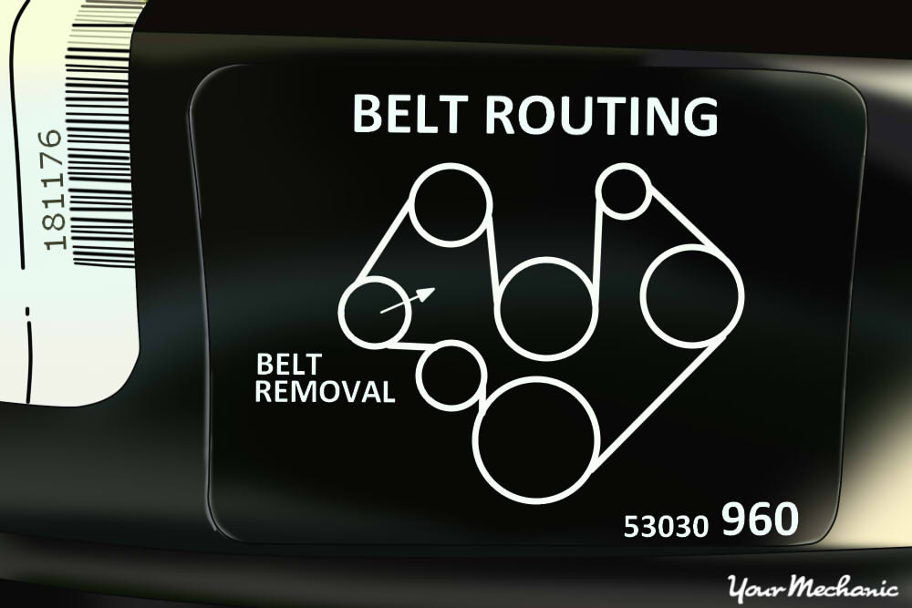 How To Replace An Air Injection Pump Belt