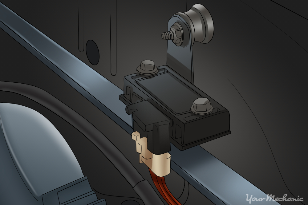 a common type of map sensor installed