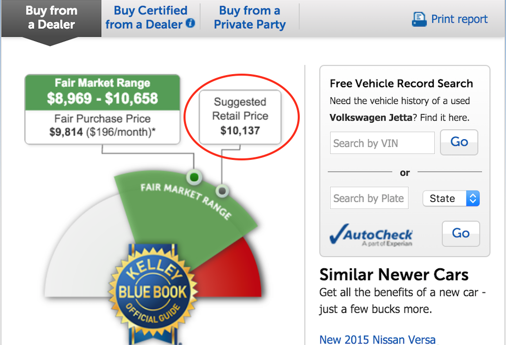 How to Calculate the Diminished Value of Your Car | YourMechanic ...