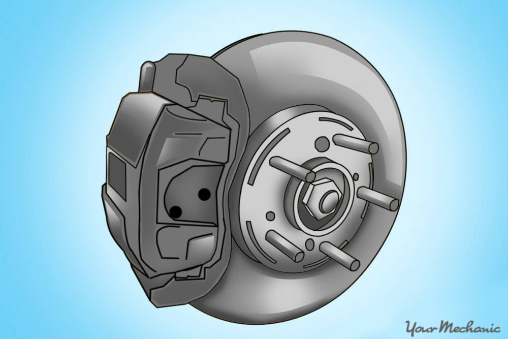 How to Change a Brake Caliper 3