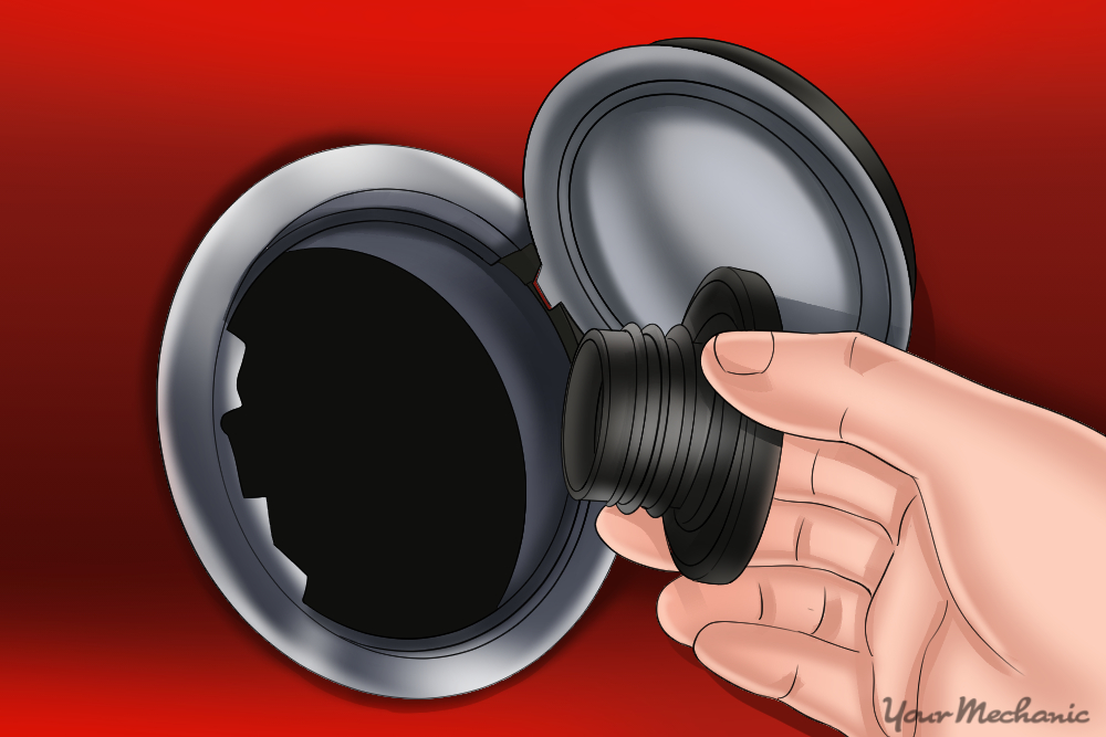 How to Troubleshoot a Gas Cap Cover That Won't Open | YourMechanic