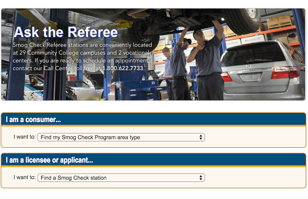 How Much Is A Smog Check >> How To Get A Smog Check Yourmechanic Advice