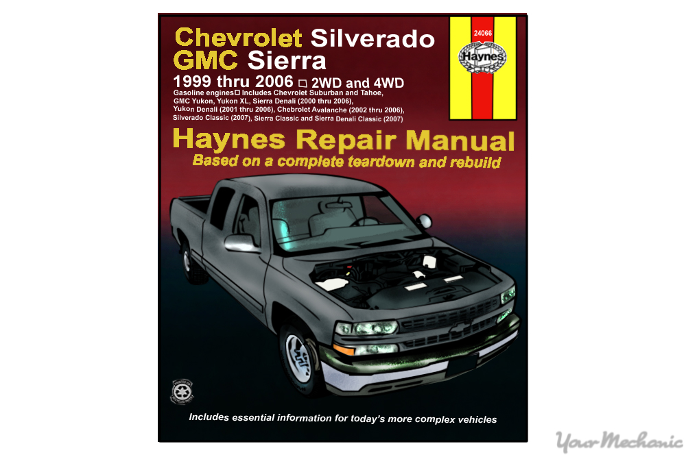 haynes manual cover