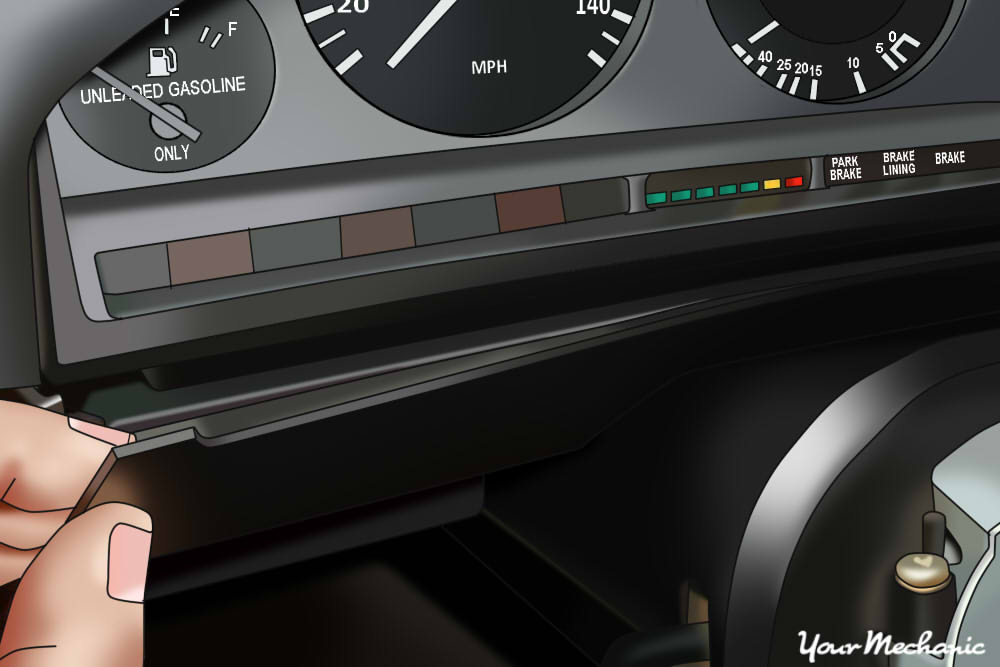 removing dash panel