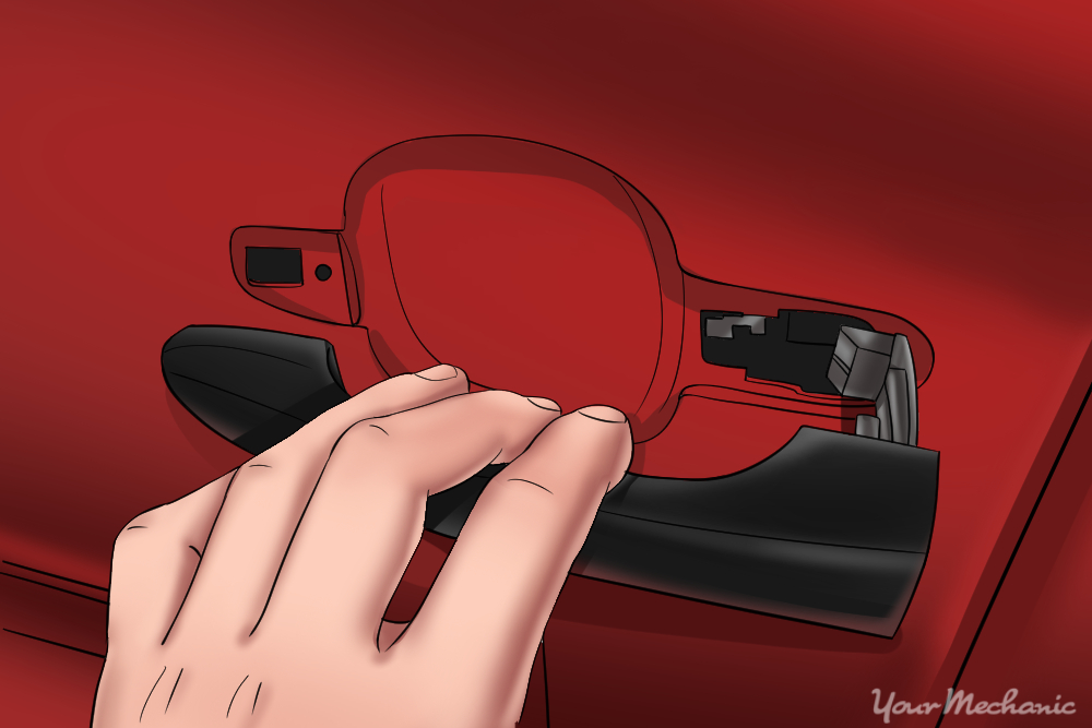 How to Replace an Exterior Car Door Handle | YourMechanic Advice