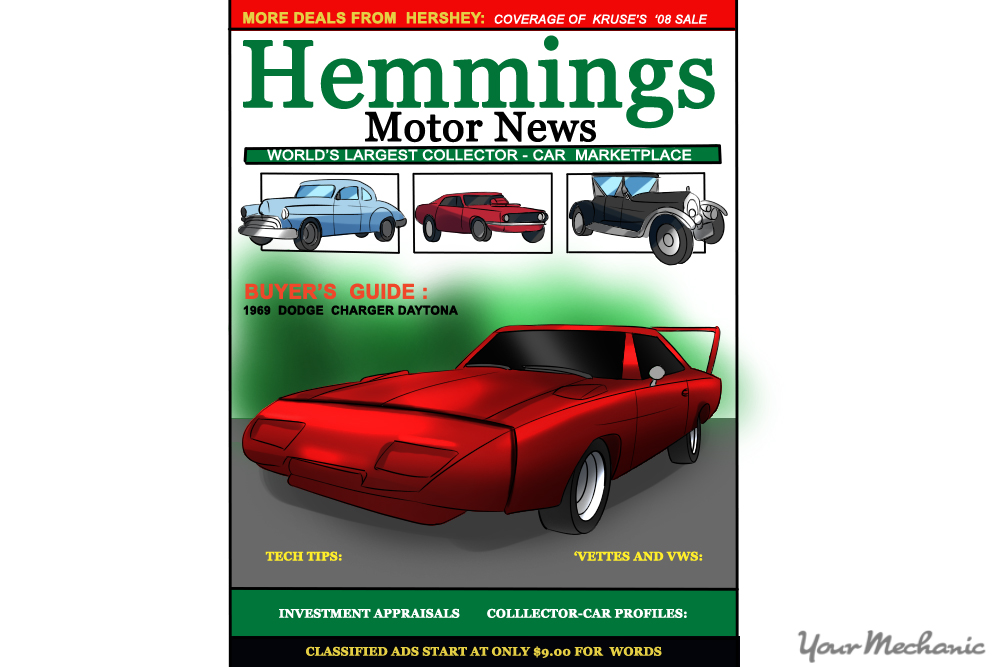 How To Sell A Classic Car YourMechanic Advice - Sell classic cars