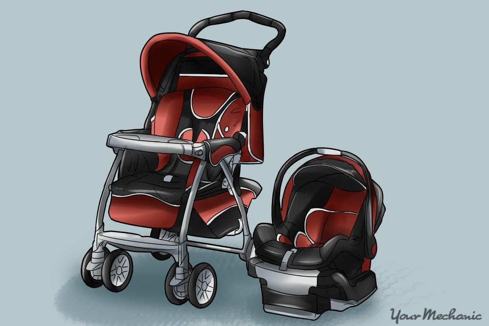 baby carrier/stroller