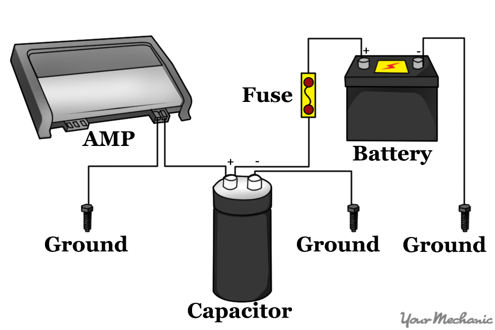 How To Install A Capacitor