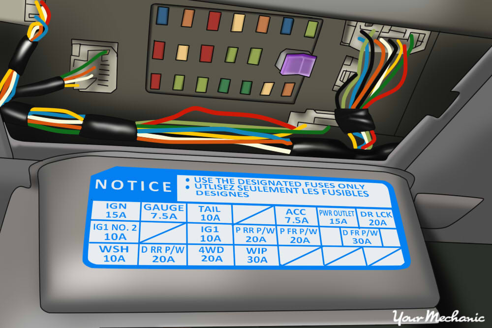 car fuse box definition   23 wiring diagram images