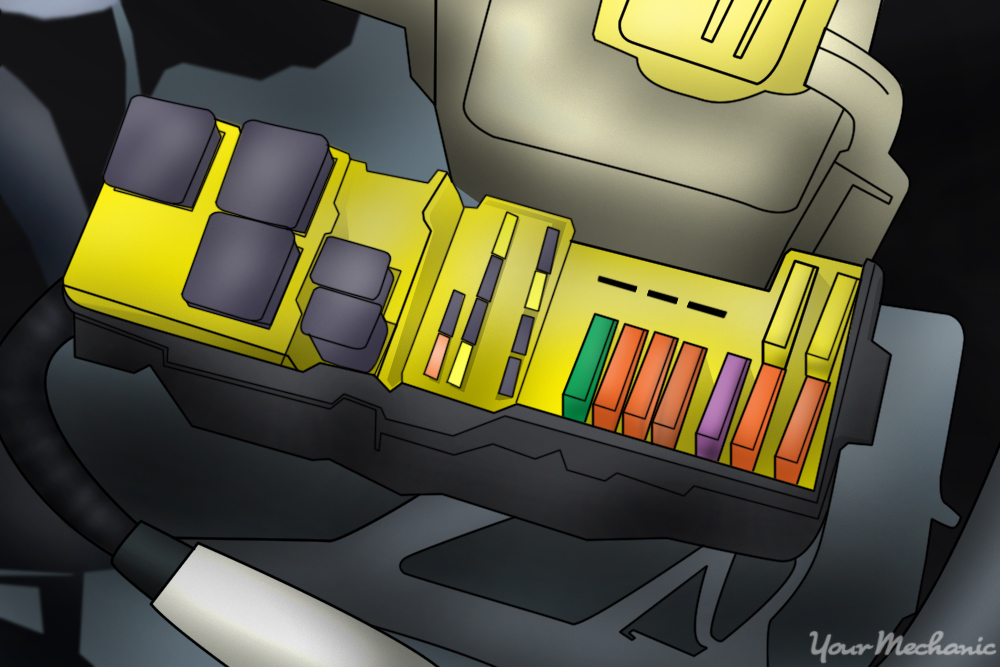 How to Replace a Headlight Closure Relay 4
