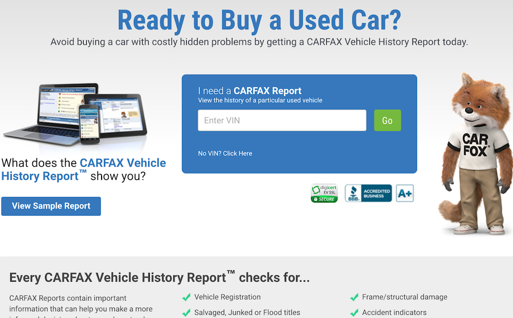 How to Check a Car\'s History | YourMechanic Advice