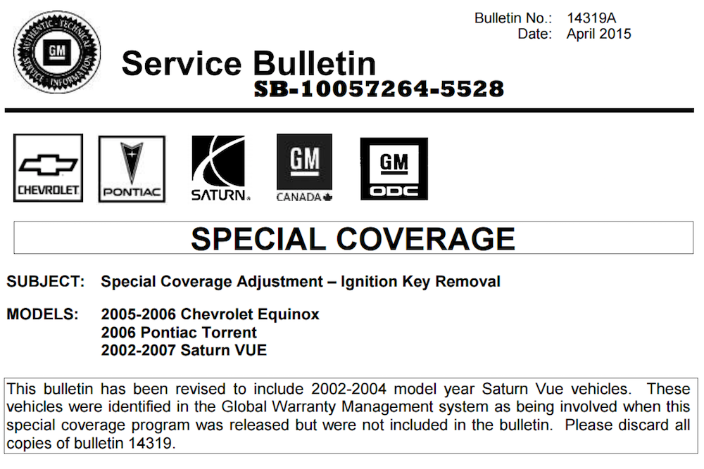 How to use a technical service bulletin yourmechanic advice for Honda service bulletin