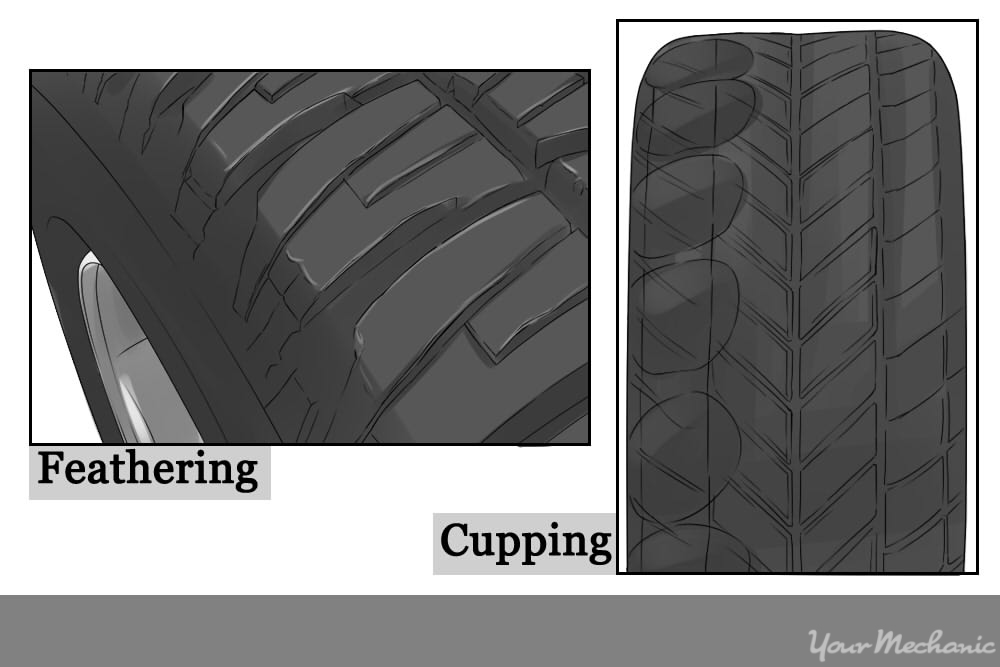 tire cupping