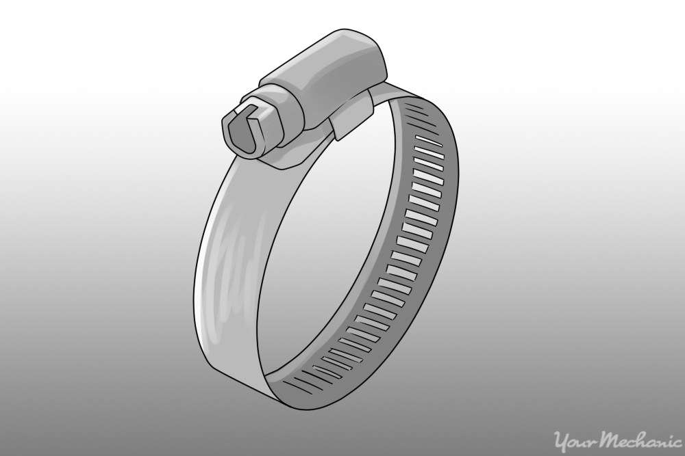 gear type of hose clamp