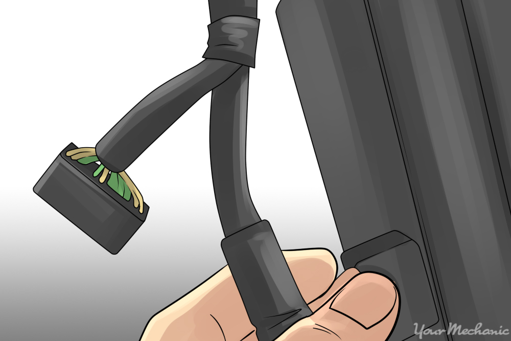 removing the electrical connector