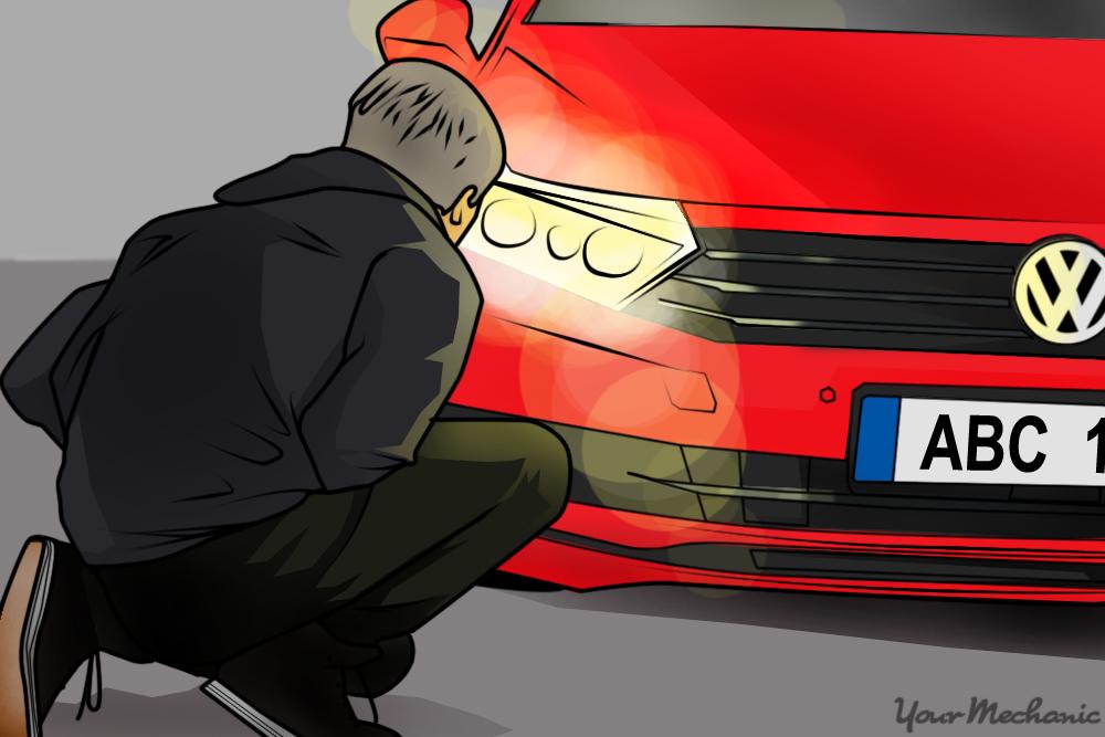 How to Use Car Headlights | YourMechanic Advice