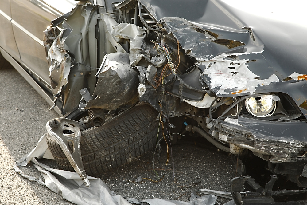 5 Ways to Deal With a Totaled Car After a Car Crash