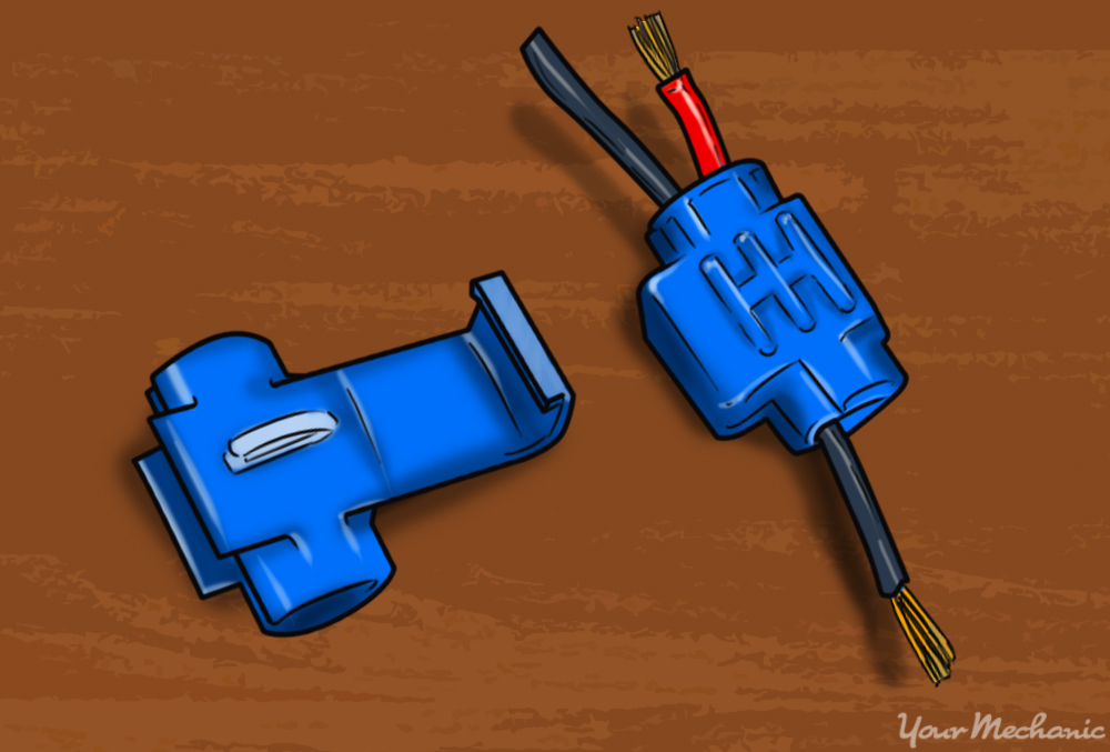 three wire crimp connector