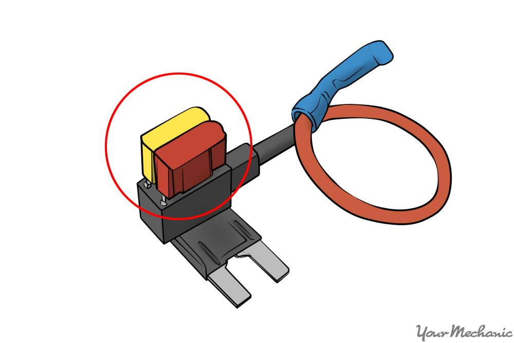 add a circuit with fuses attached