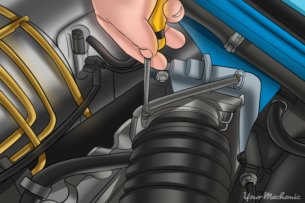 How to Replace a Throttle Body Due to Carbon Build-Up on Most Vehicles 6