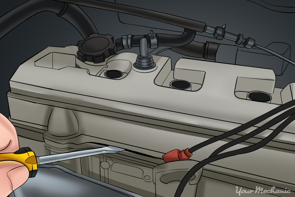 How to Troubleshoot and Replace a Leaking Valve Cover Gasket 8