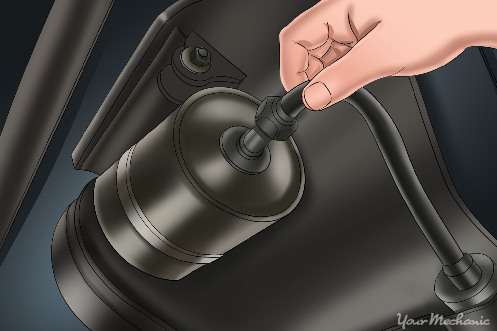 How to Change a Fuel Filter 9