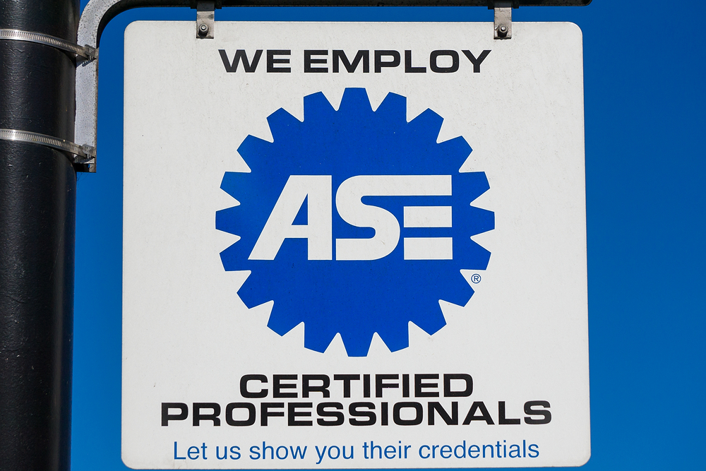how much money can you make as an ase certified mechanic