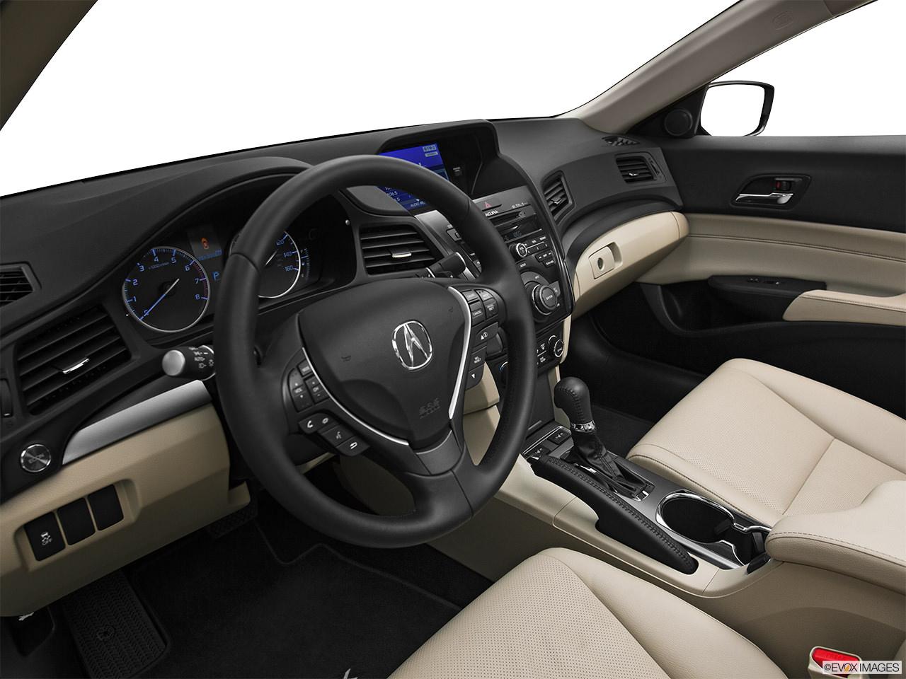 Acura ILX Hybrid 2013 Interior