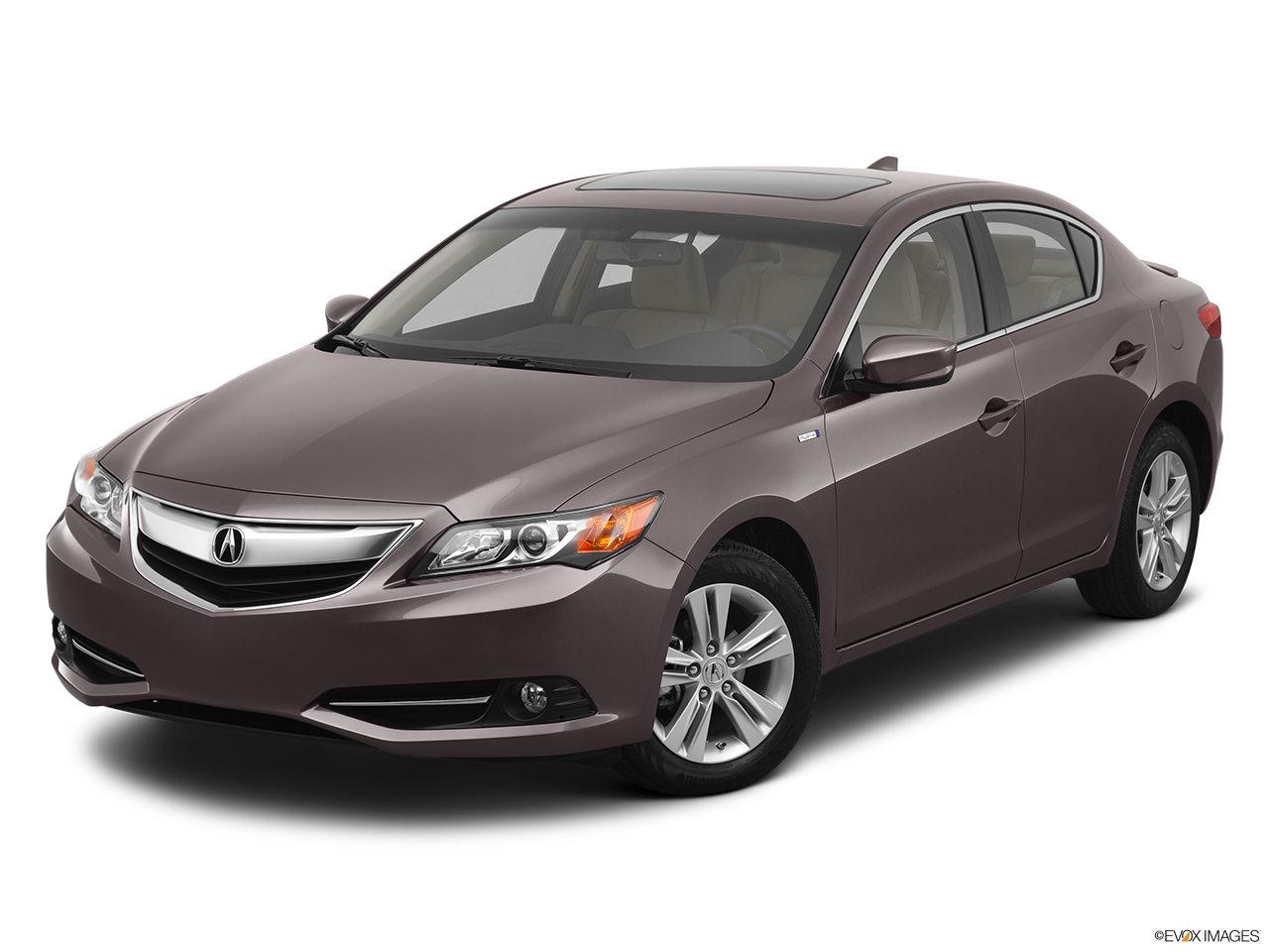 Acura ILX Hybrid 2013