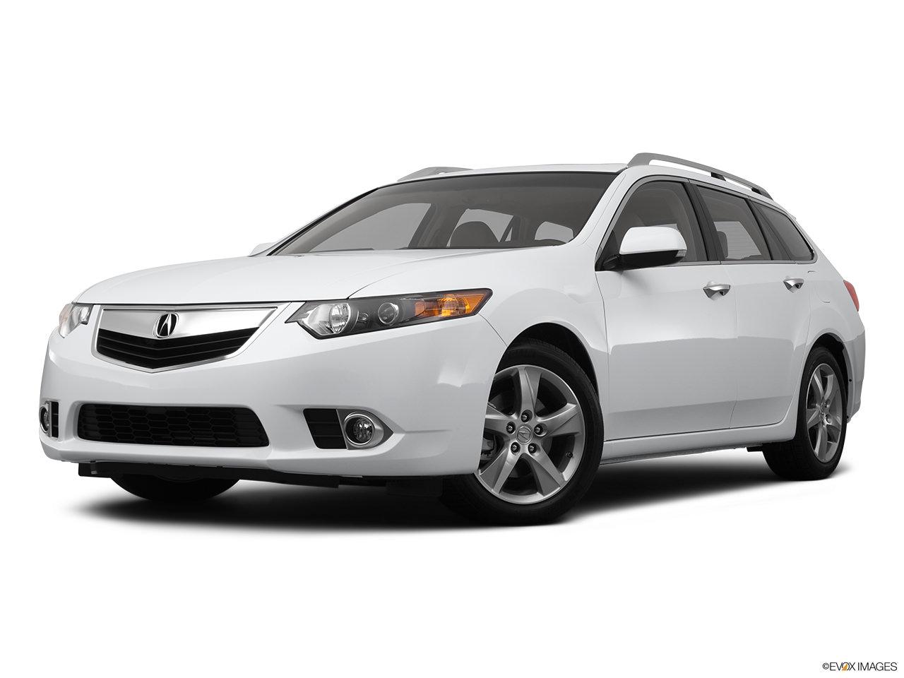 Acura TSX Sportswagon 2012