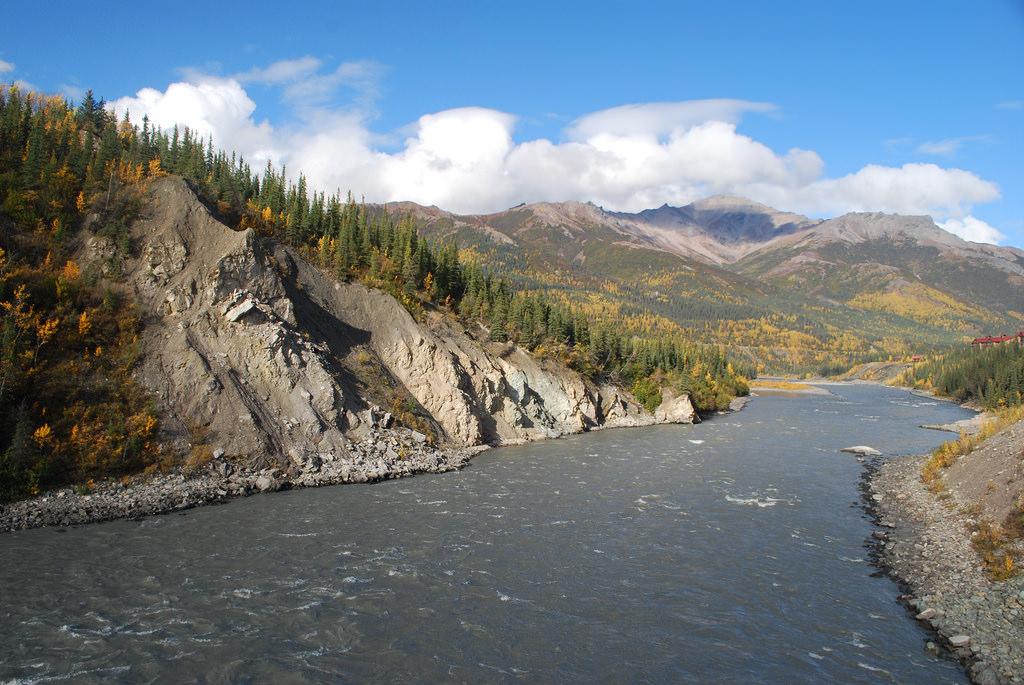 George Parks Highway Alaska