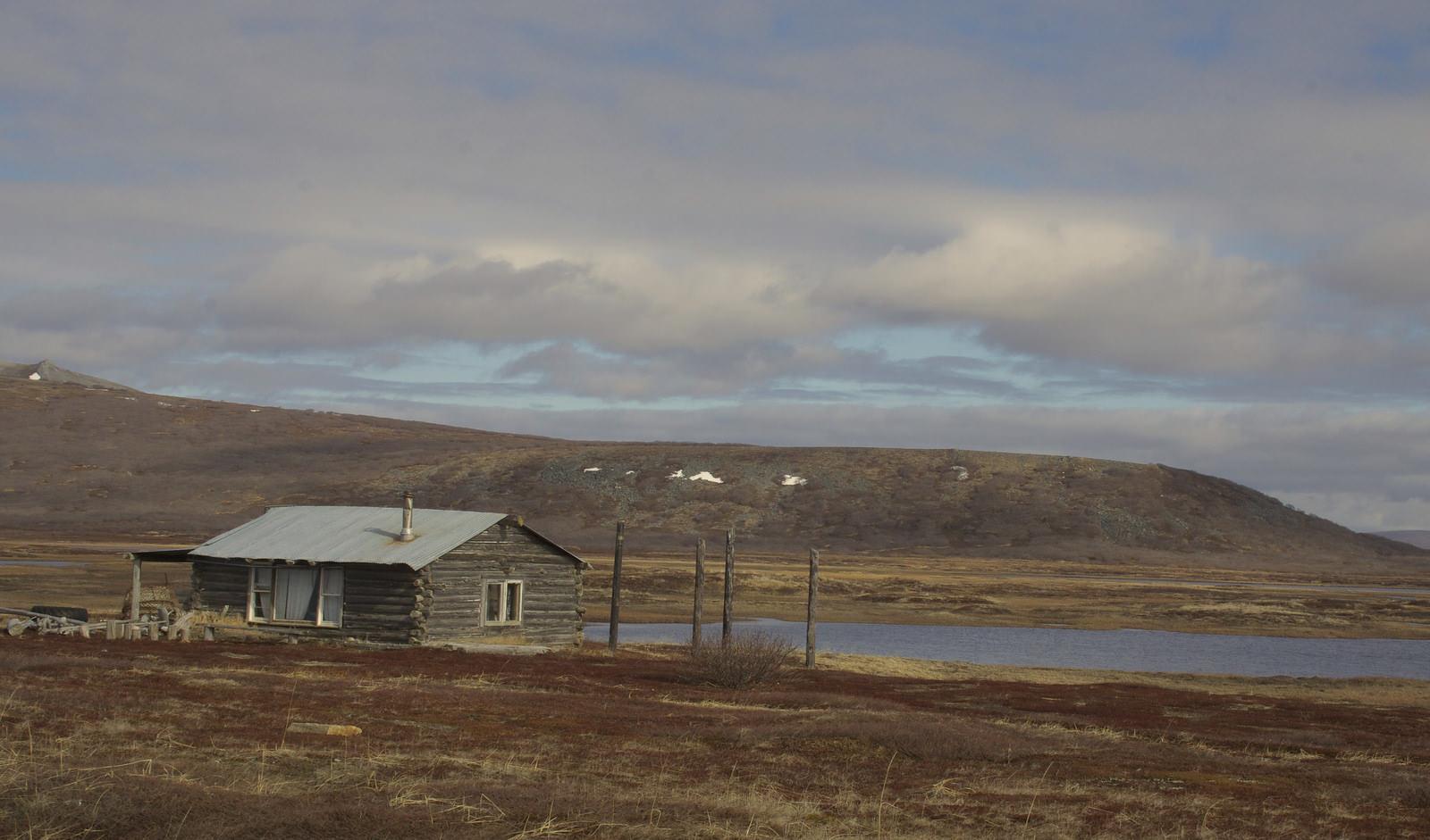 Nome-Council Road Alaska