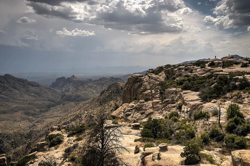 Sky Island Scenic Byway Arizona