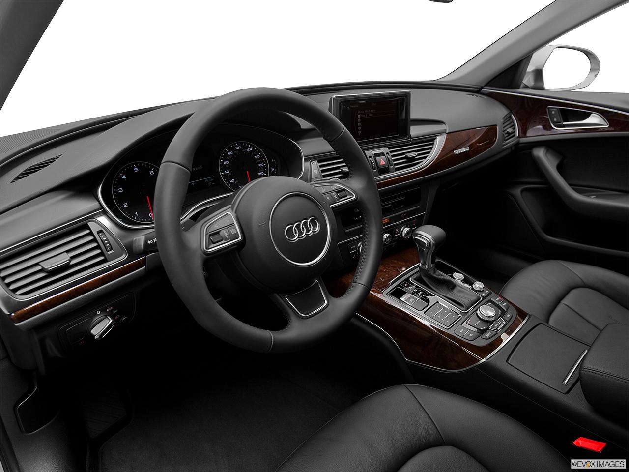 Audi A6 2012 Interior