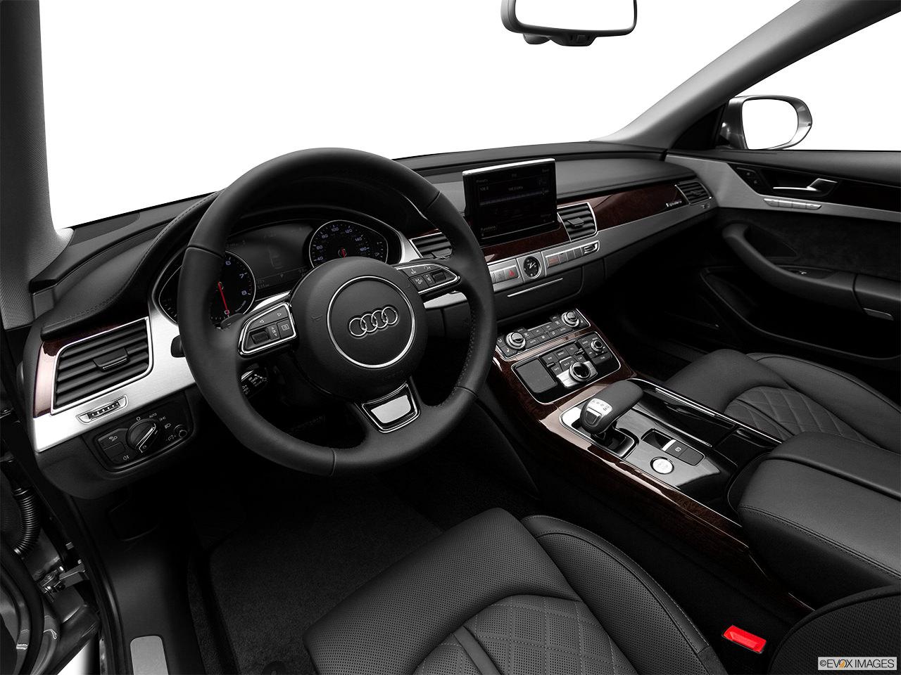 Audi A8 2012 Interior