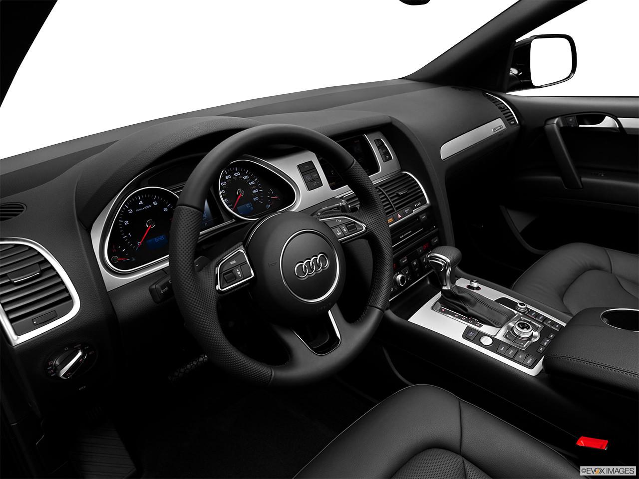 Audi Q7 2012 Interior