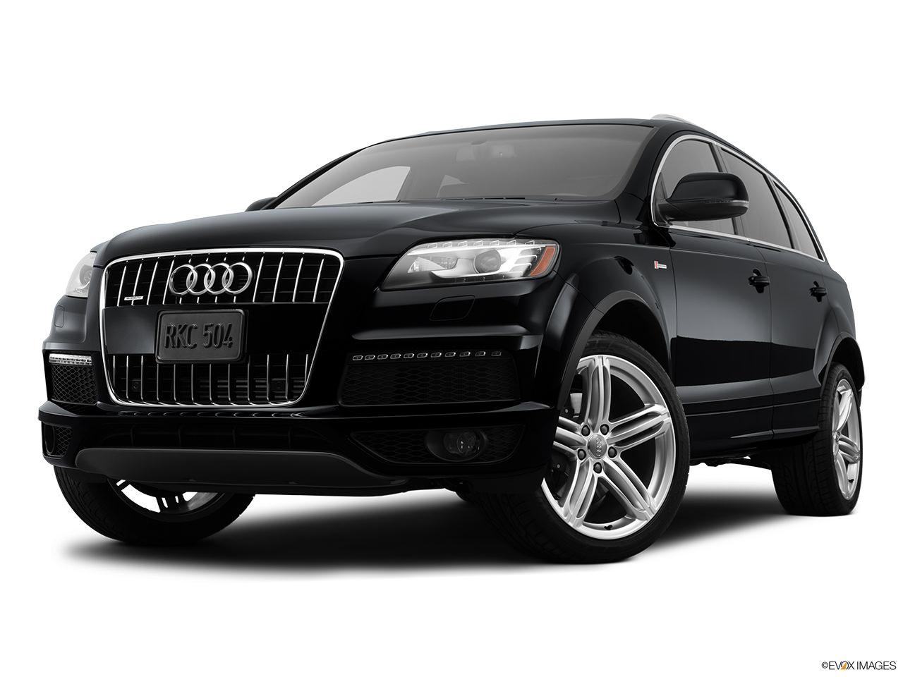 Audi Q7 TDI 2012