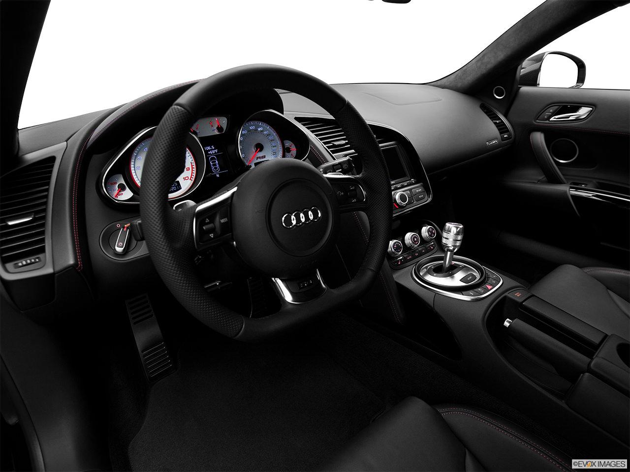 Audi R8 2012 Interior