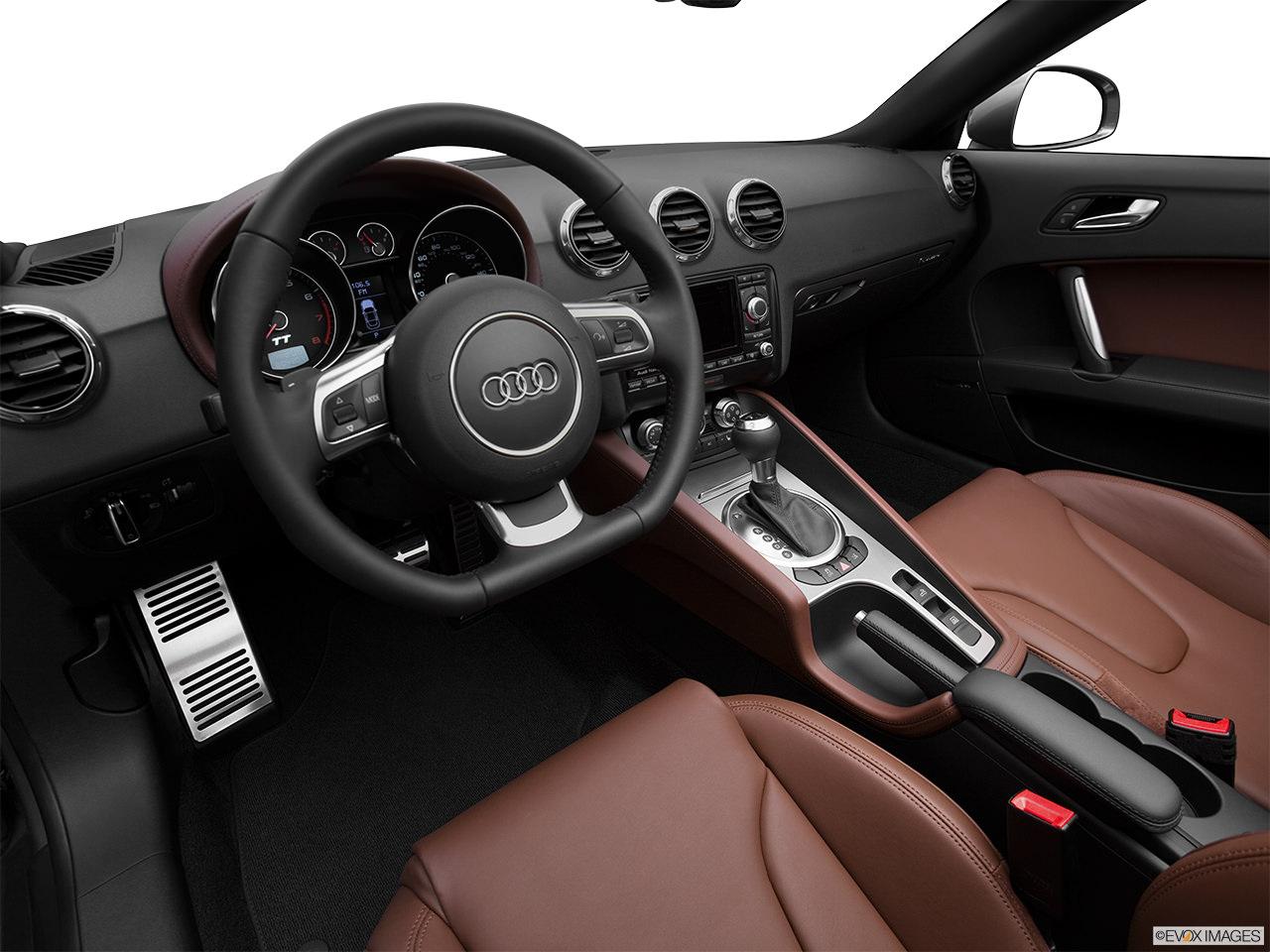 Audi TT 2012 Interior