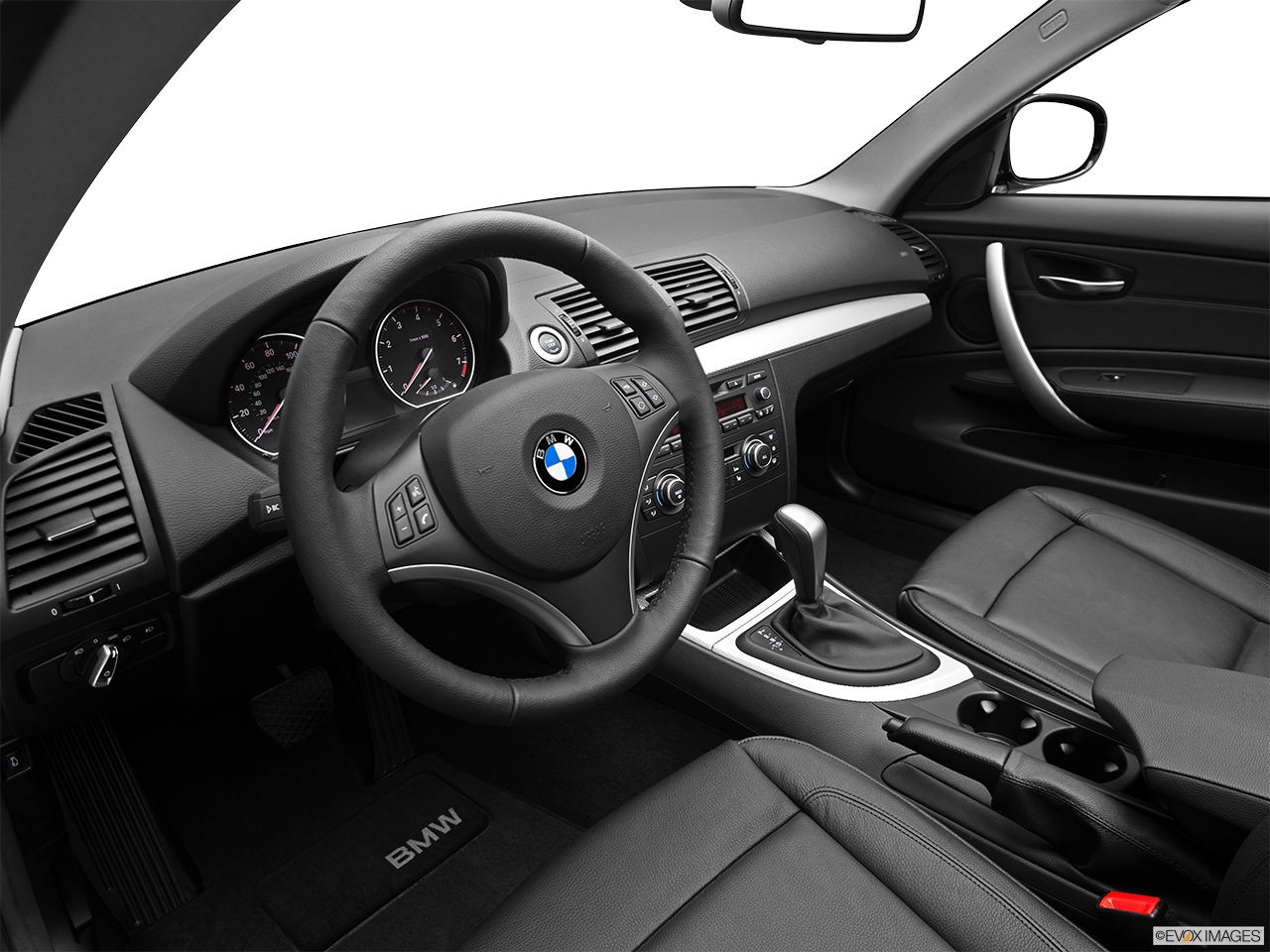 BMW 1-Series 2012 Interior